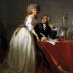 Жак Луи Давид.Лавуазье с женой.1788г.