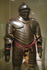 Латы Короля Англии Генри VIII