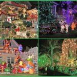 Волшебное, предрождественское место в Бруклине