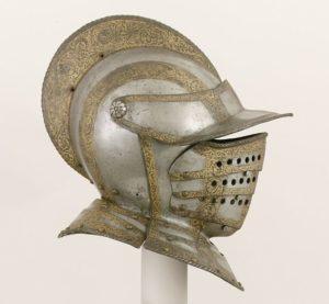 Шлем.Италия.1560г.