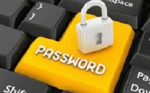 Hадежный пароль-главное средство защиты