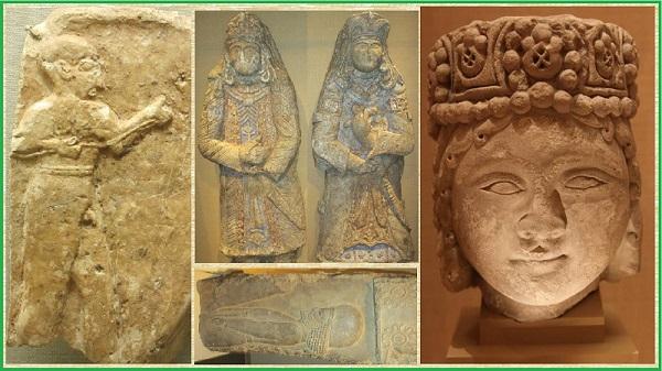 Исламская скульптура.