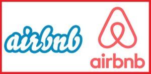 Логотип компании Airbnb