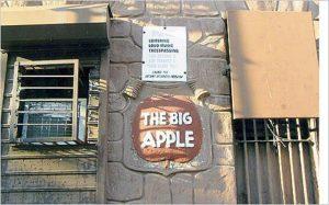 Джаз клуб The Big Apple в Гарлеме