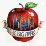 Нью-Йорк - Город Большого Яблока.