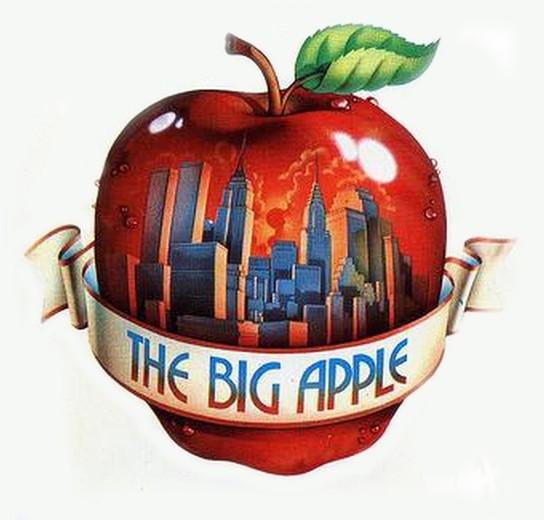 Нью-Йорк – Город Большого Яблока.