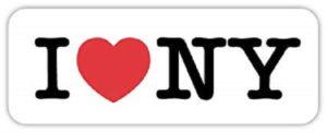 Слоган города Нью-Йорк