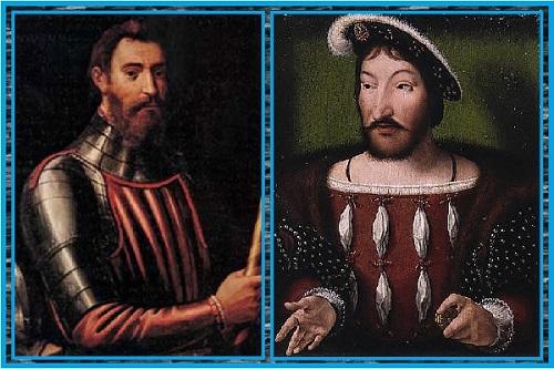 Джовани Верразано, Франциск I