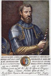 Джовани Верразано (Giovanni da Verrazzano)