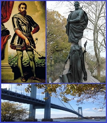 Джованни да Верраццано - Человек - Мост