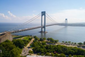 Мост Верразано в Нью Йорке