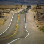 Разлом Сан -Андреас деформировал автотрассу