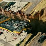 Разлом Сан -Андреас разорвал земную твердь