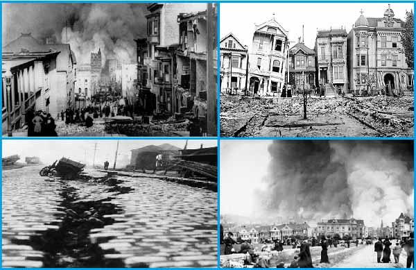 Сан-Франциское землетрясение 1906 года
