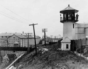 Старый корпус тюрьмы Синг-Синга в 1938 году