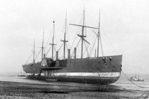 Великий корабль Брюнеля (Грейт Истерн), Великобритания