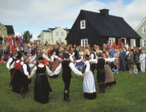 Национальный исландский праздник