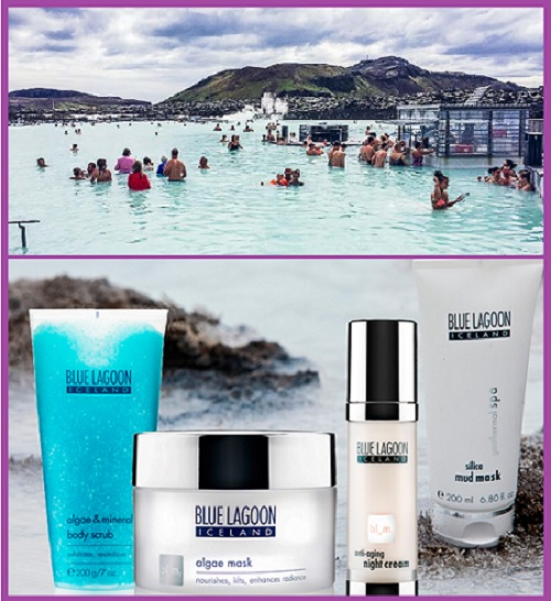 Спа и косметика Blue Lagoon
