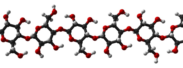Структура Полисахаридов