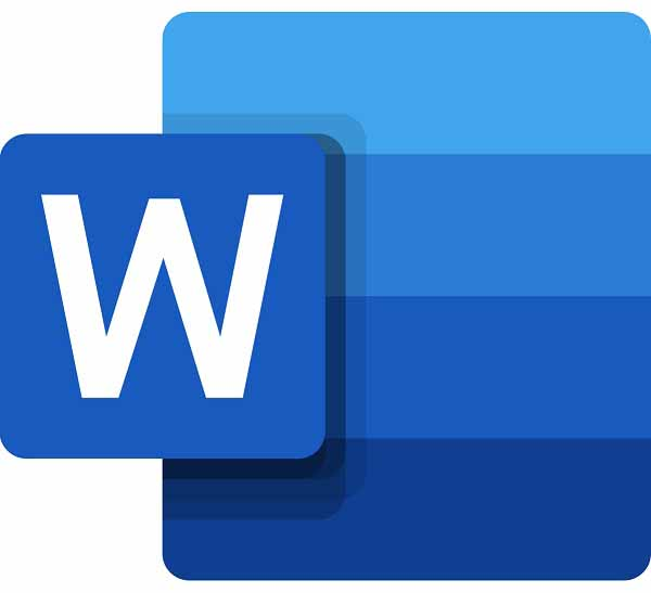 Ms Word Online logo