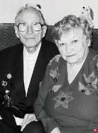 А. Шапиро с женой Витой