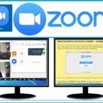 Zoom видеоконференции. Введение.